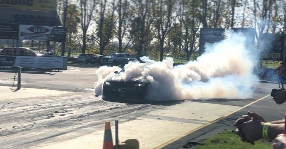 ESP 335i N54 Drag race