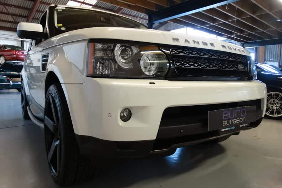 Range Rover TDV6 Tuning