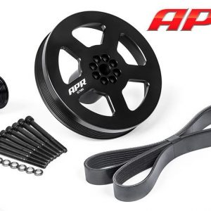AUDI S4 DUAL PULLEY