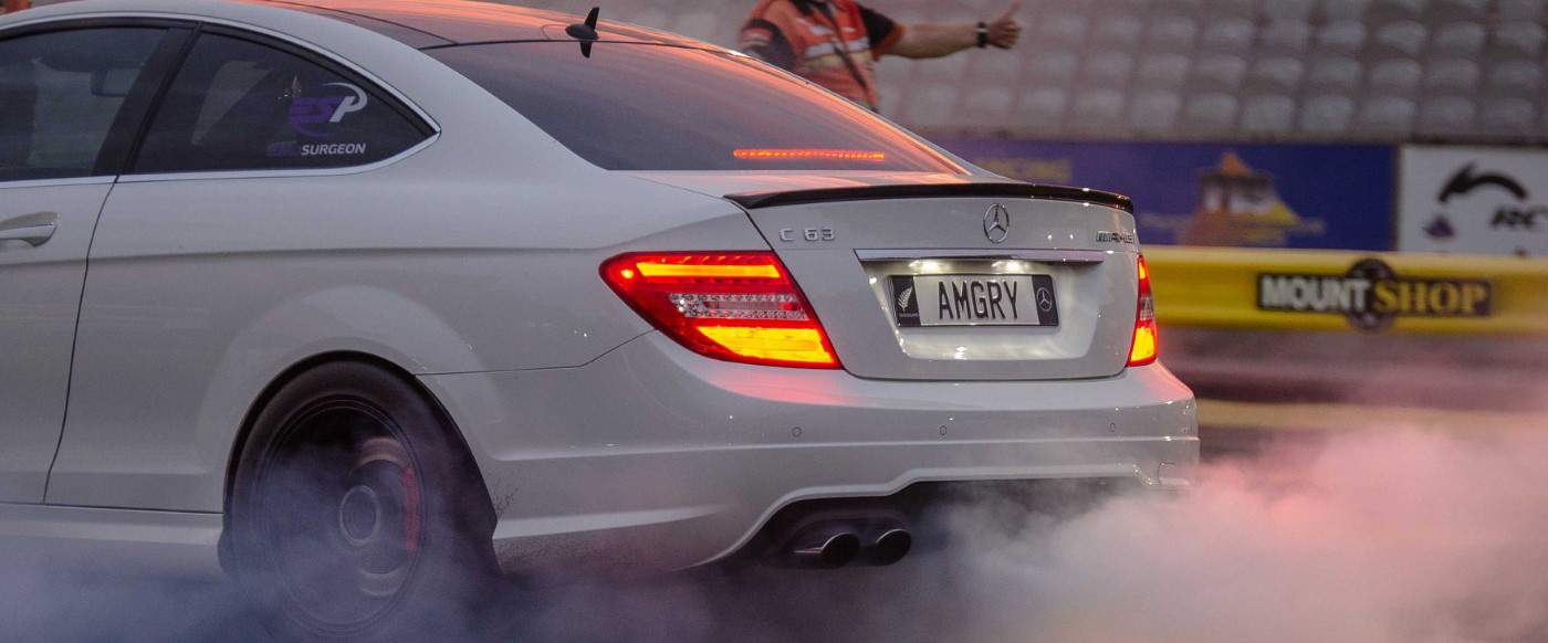 AMGRY Mercedes C63 W204 performance