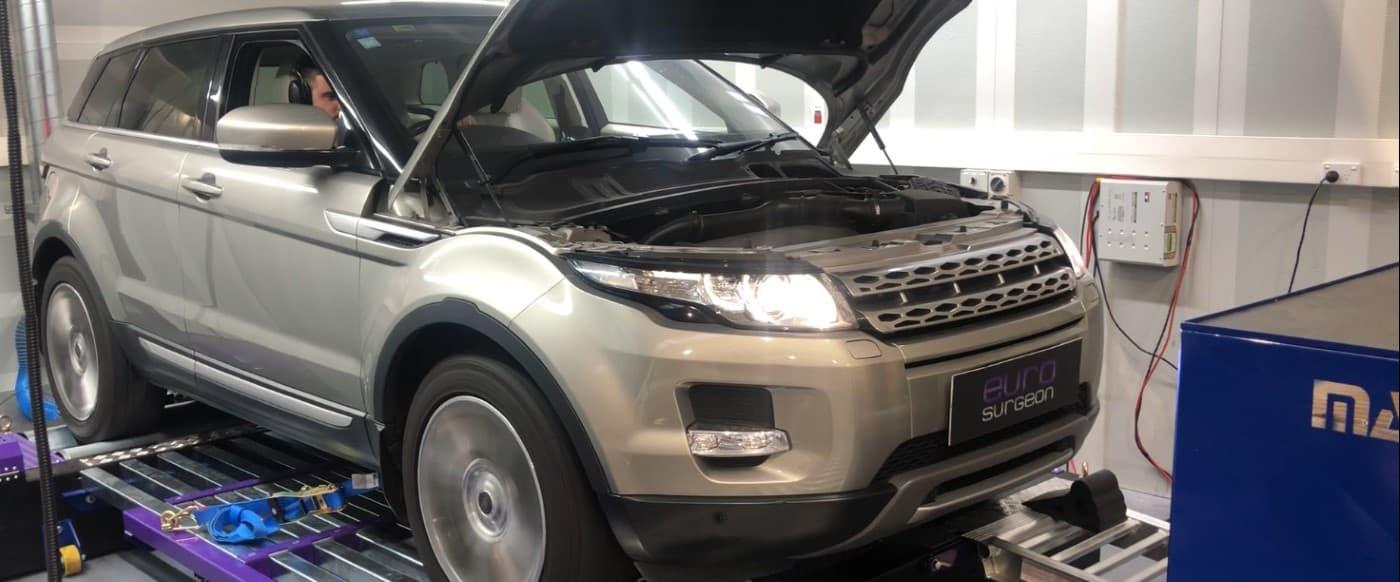 Land Rover Diesel Tuning