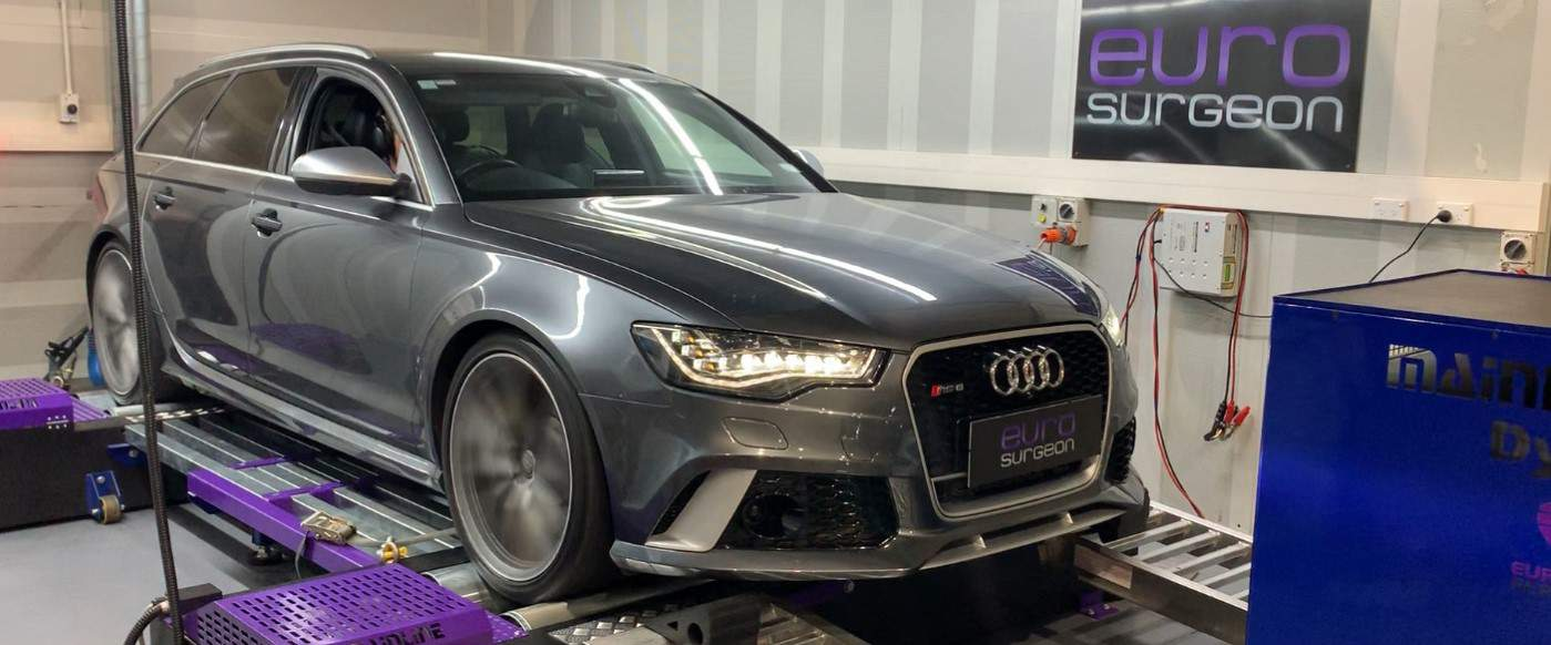 RS6 C7 Tuning