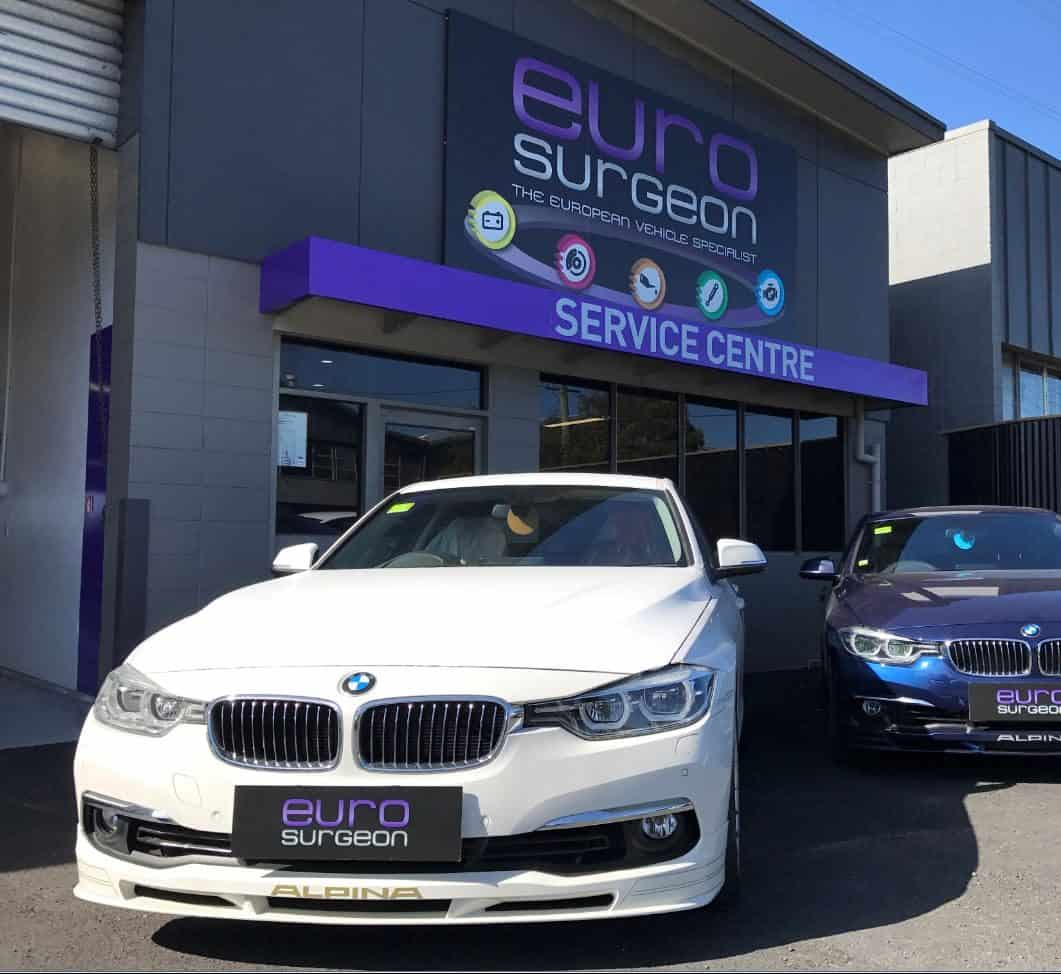 BMW Audi VW Mercedes servicing
