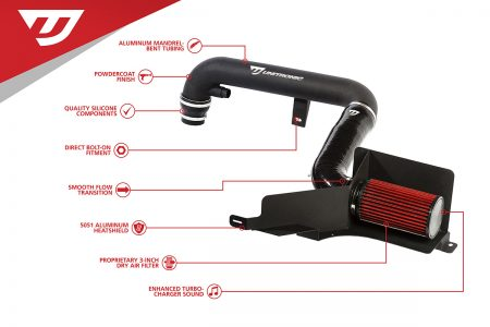 Unitronic Cold Air Intake System for 1.8/2.0 TSI Gen3