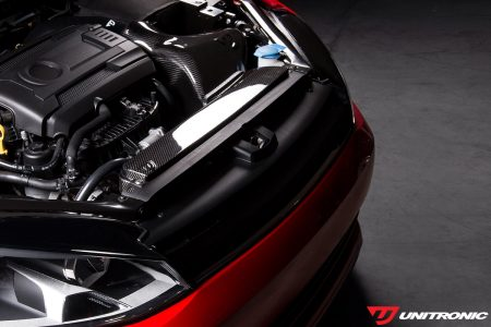 Unitronic Carbon Fiber Intake System with Air Duct for 1.8/2.0 TSI Gen3 MQB