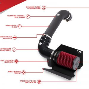 UNITRONIC COLD AIR INTAKE FOR 1.4TSI (UH013-INA)