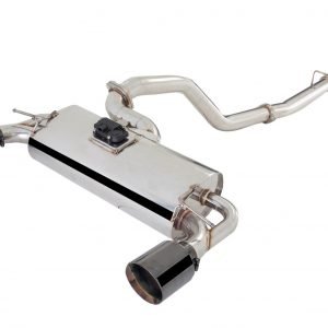 XFORCE Cat-back Varex Exhaust for Ford Focus RS
