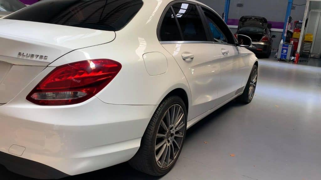 Mercedes adblue and performance
